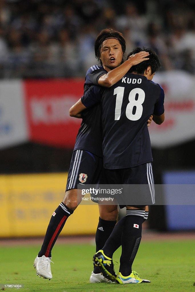 Japan v Guatemala - International Friendly