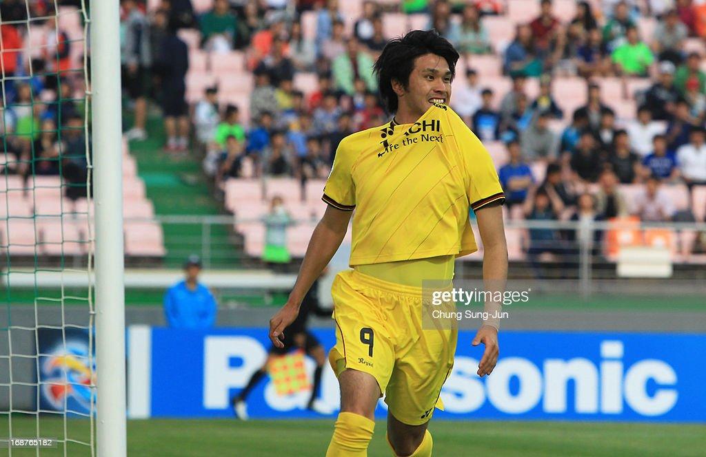 Jeonbuk v Kashiwa - AFC Champions League: Round of 16