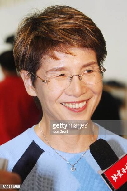 Masayo IMURA Coach Natation Synchronisee Chine Jeux Olympiques de Pekin 2008