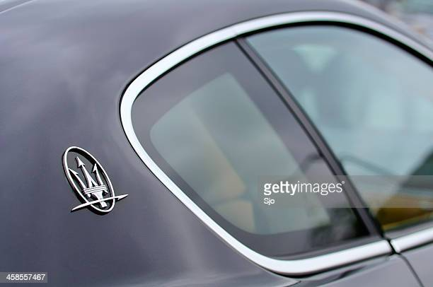 Prix Maserati emblem