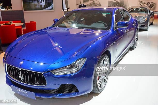 Prix Maserati Ghibli berline de luxe et prix Maserati Quattroporte