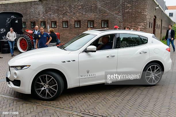 Maserati Levante Italian luxury SUV