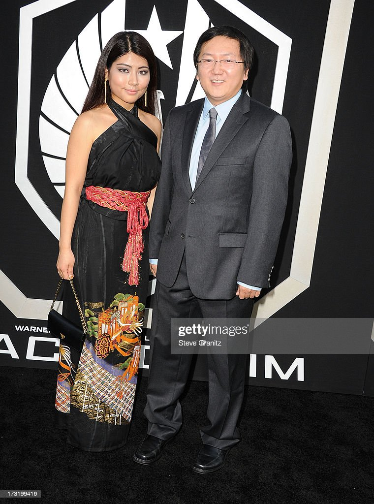 Masi Oka arrives at the 'Pacific Rim' - Los Angeles Premiere at Dolby Theatre on July 9, 2013 in Hollywood, California.