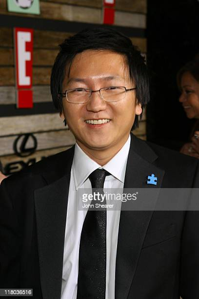 Masi Oka during E and EMA's 2007 Golden Globe After Party Red Carpet and Inside at Beverly Hilton in Beverly Hills California United States