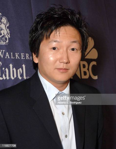 Masi Oka during Esquire House and Johnnie Walker Blue Host 'Scrubs' Season Six Celebration Red Carpet at Esquire House in Beverly Hills California...