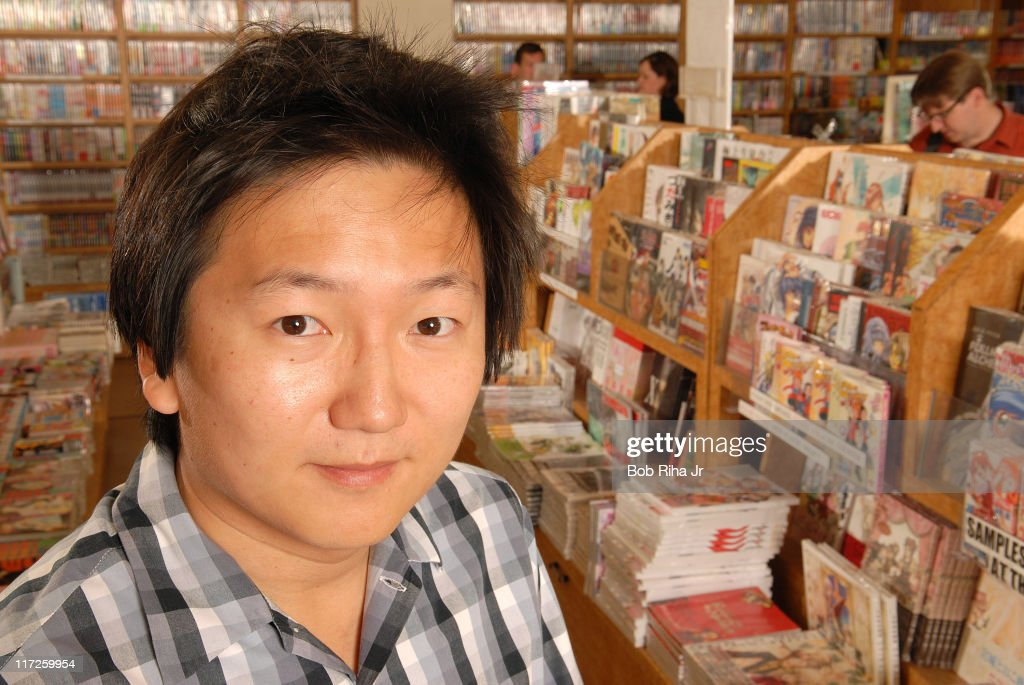 Masi Oka Portrait Session - November 9, 2006