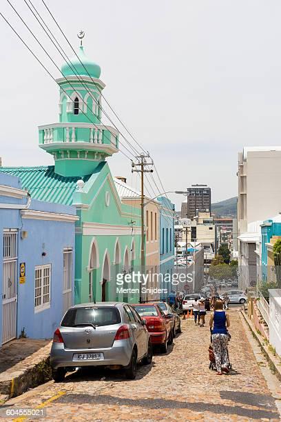 Masjid Boorhaanol Islam in Bo Kaap