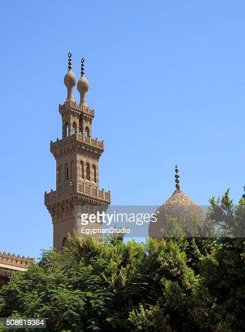 Masjid Qaitbay Al Ramah,Cairo ,Egypt. : Stock Photo