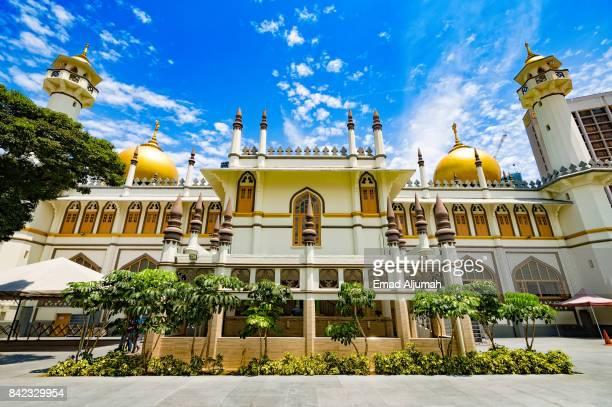 Masjid Sultan, Singapore - August 19, 2017