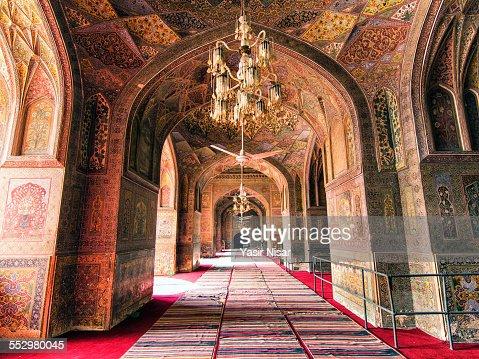 Masjid Wazir Khan