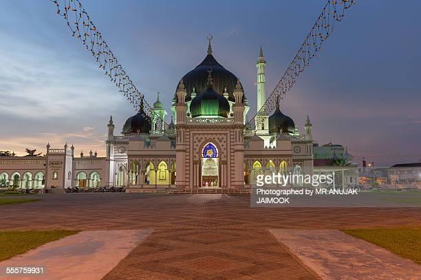 Masjid Zahir at Alor Setar, Malaysia