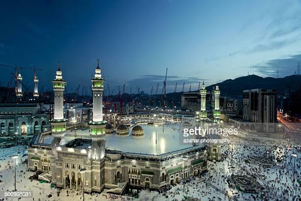 Masjidil Haram at dawn