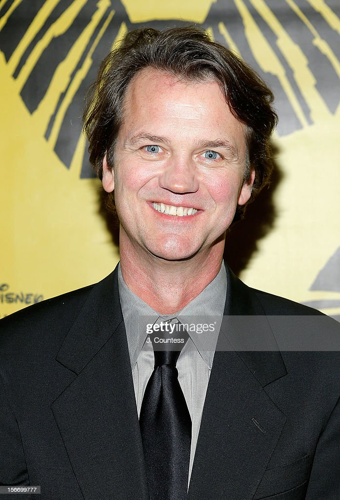 Mask and puppet designer Michael Curry attends the afterparty for 'The Lion King' Broadway 15th Anniversary Celebration at Minskoff Theatre on November 18, 2012 in New York City.