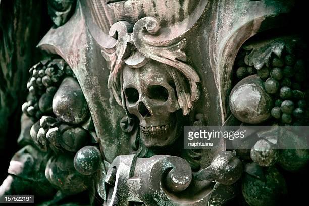 Mask of skull