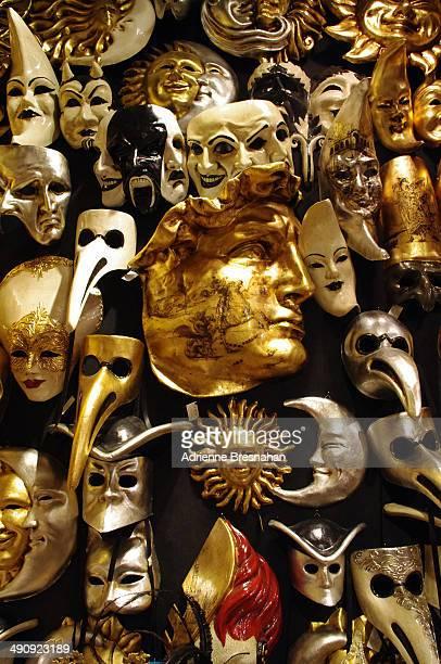 Masks of Venice, Italy