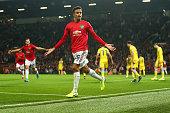 GBR: Manchester United v FK Astana: Group L - UEFA Europa League