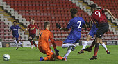 GBR: Manchester United v Chelsea - FA Youth Cup Third Round