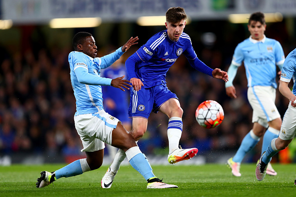 Chelsea v Manchester City: FA Youth Cup Final - Second Leg : News Photo