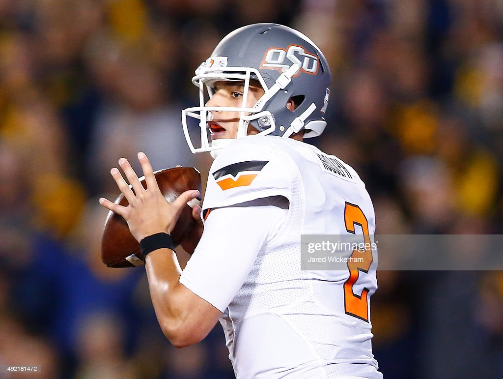 Oklahoma State v West Virginia