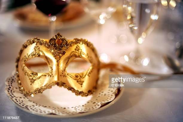 Masquerade Ball Carnival Mask