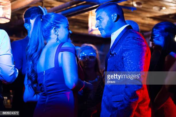 RULES 'Masquerade' Episode 601 Pictured Brittany Cartwright Jax Taylor