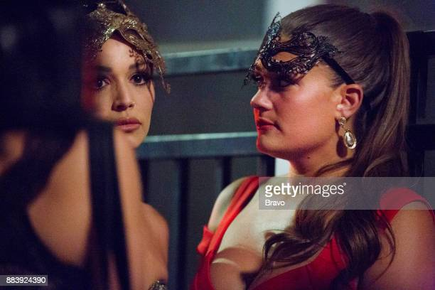 RULES 'Masquerade' Episode 601 Pictured Scheana Marie Brittany Cartwright