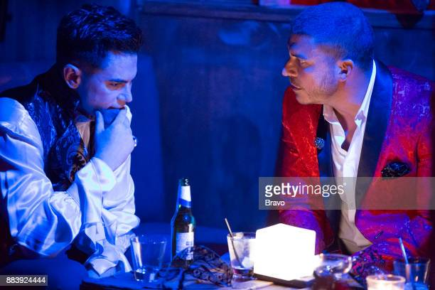 RULES 'Masquerade' Episode 601 Pictured Tom Sandoval Jax Taylor