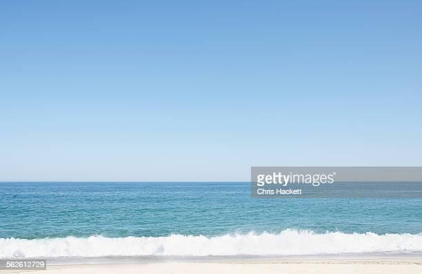 USA, Massachusetts, Nantucket, Scenic view of seascape