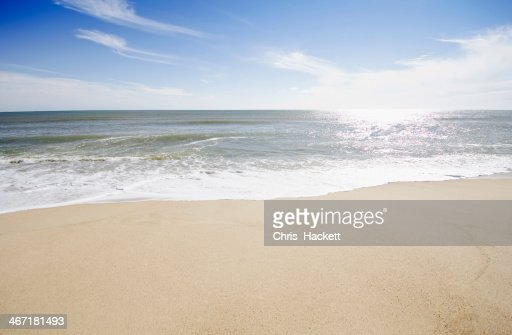 USA, Massachusetts, Nantucket, Seaside