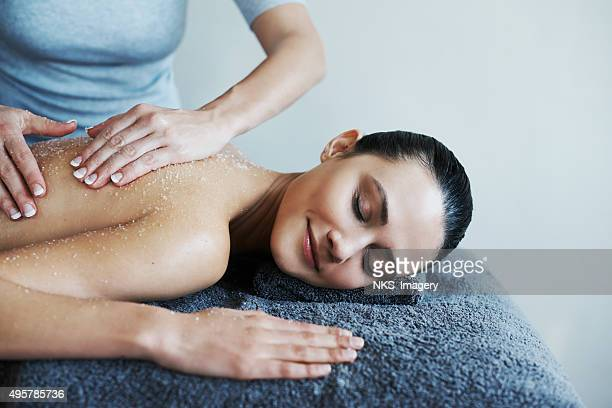 Massage your way to a good mood