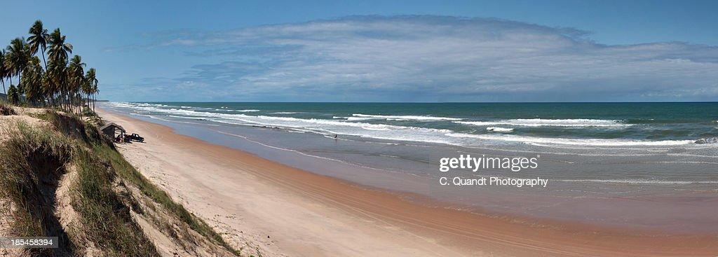 Massarandupio Beach