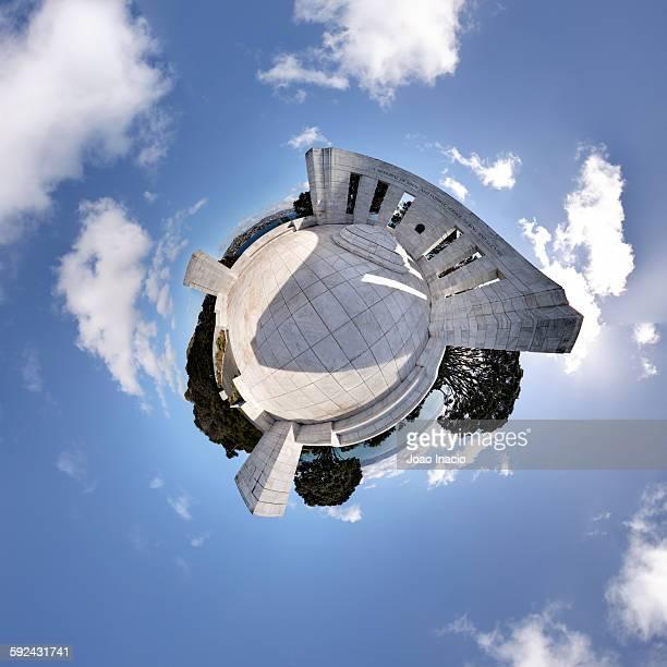 Massey Memorial photo sphere
