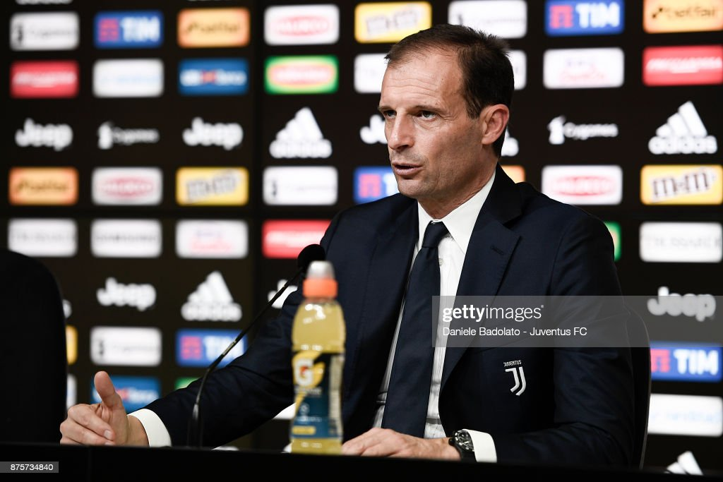 Juventus Press Conference
