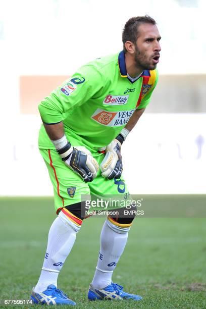 Massimiliano Benassi Lecce goalkeeper