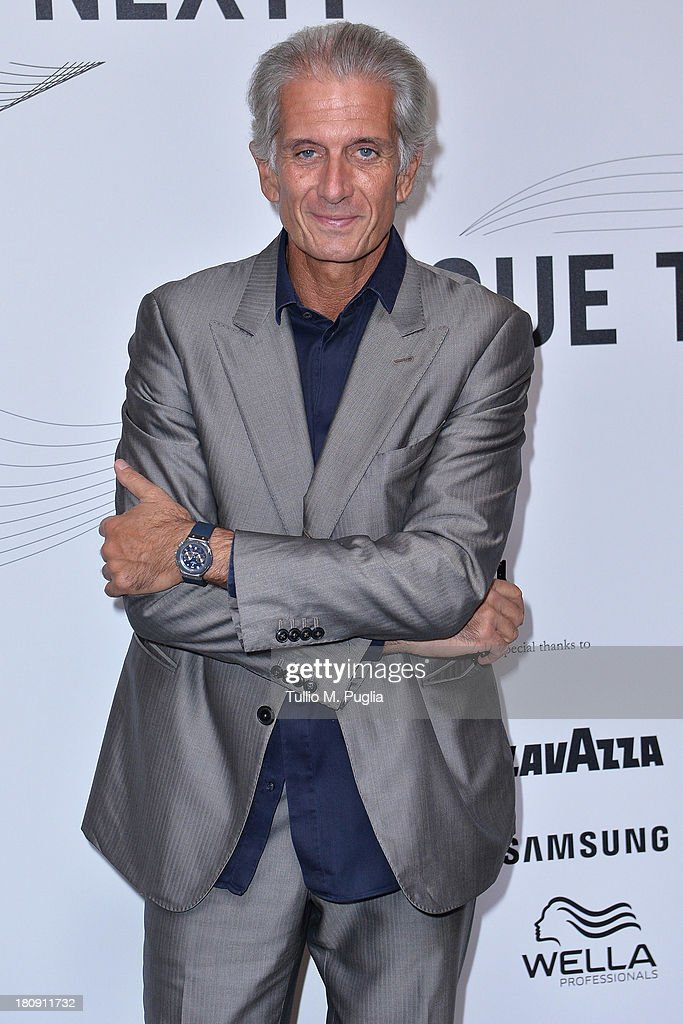Massimiliano Finazzer Flory attends 'Who is On Next? & Vogue Talents' event at Palazzo Morando on September 17, 2013 in Milan, Italy.