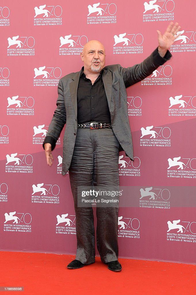 Massimo Bassoli attends the 'Summer 82 When Zappa Came To Sicily' Photocall during The 70th Venice International Film Festival at Palazzo Del Casino on August 30, 2013 in Venice, Italy.