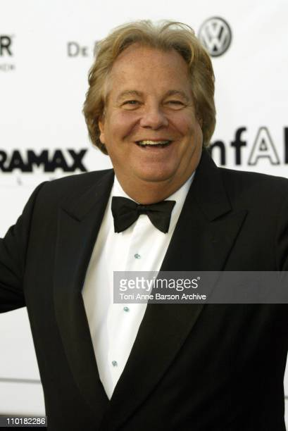 Massimo Gargia during 2003 Cannes Film Festival Cinema Against Aids 2003 to benefit amfAR sponsored by Miramax Arrivals at Le Moulin de Mougin in...