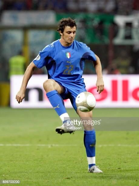 Massimo ODDO Italie / France Eliminatoire de l Euro 2008