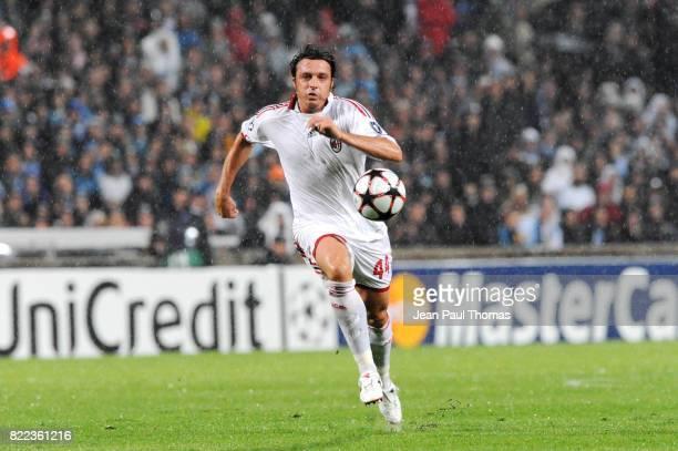 Massimo ODDO Marseille / Milan AC 1er tour Champions League Stade Velodrome Marseille