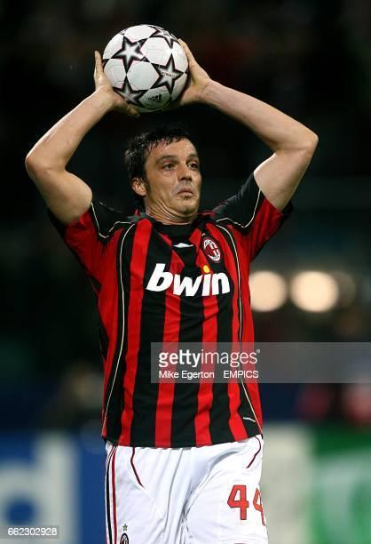 Massimo Oddo AC Milan