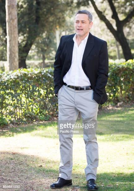 Massimo Poggio attends the photocall of 'La Verità vi spiego sull'Amore'