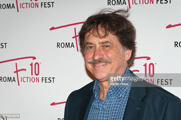 Massimo Wertmüller attend at the Red Carpet of 'In art Nino' presented at the Roma Fiction Fest 2016