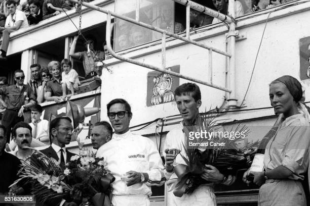 Masten Gregory Jochen Rindt 24 Hours of Le Mans Le Mans 20 June 1965