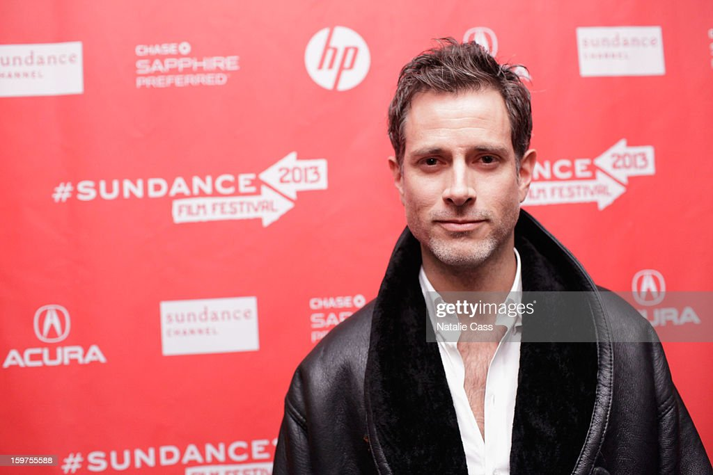 Master Avery attends 'Interior. Leather Bar' premiere during the 2013 Sundance Film Festival at Prospector Square on January 19, 2013 in Park City, Utah.
