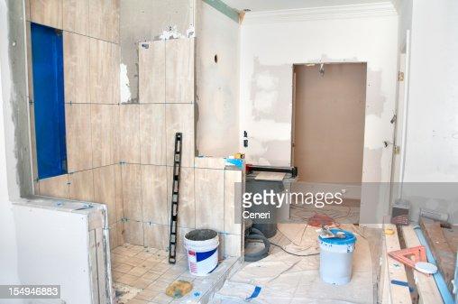 Master Bathroom Remodeling: Tiling in the Shower