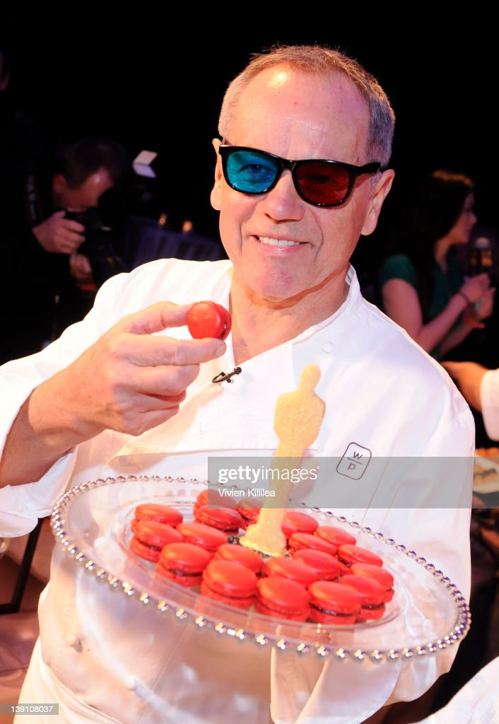 Master Chef <a gi-track='captionPersonalityLinkClicked' href=/galleries/search?phrase=Wolfgang+Puck&family=editorial&specificpeople=157523 ng-click='$event.stopPropagation()'>Wolfgang Puck</a> attends the 84th Annual Academy Awards - Governors Ball Preview at the Grand Ballroom at Hollywood & Highland Center on February 16, 2012 in Hollywood, California.