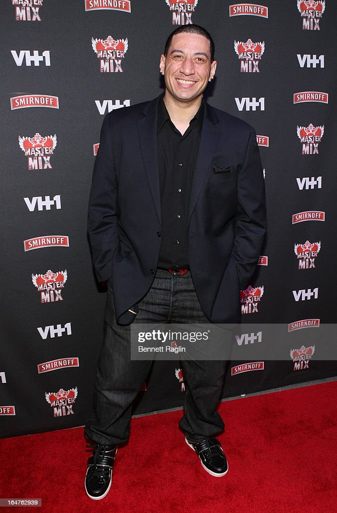 Master of the Mix cast Kid Capri attends the 'Masters Of The Mix' Season 3 Premiere at Marquee on March 27, 2013 in New York City.