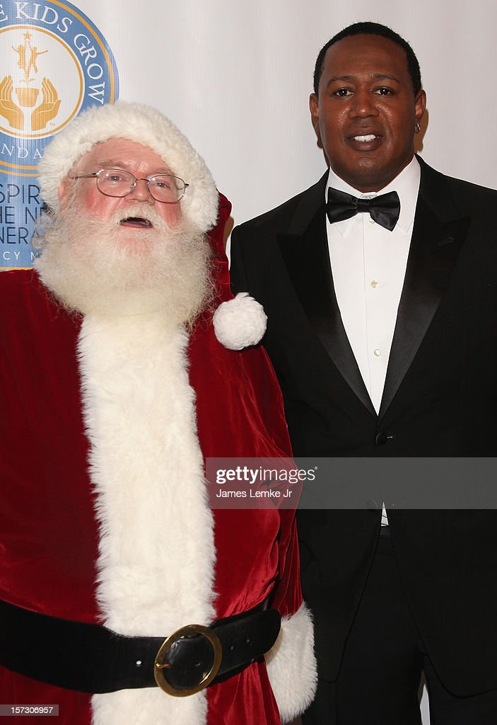 Master P attends the Let The Kids Grow 2012 Inaugral Holiday Gala held at the Beverly Wilshire Four Seasons Hotel on December 1, 2012 in Beverly Hills, California.
