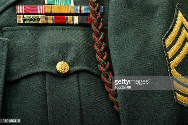 Master Sergeant Uniform