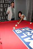 MasterCard kicked off the 'Dig In and Do Good' campaign on July 11 2013 at New York City's MLB Fan Cave with an evening charity event curated by...